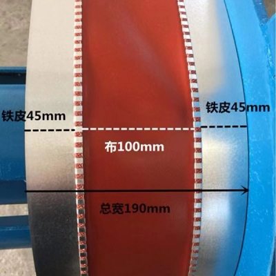 角铁型软接尺寸